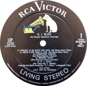 about those electronically reprocessed stereo albums - Elvis – A